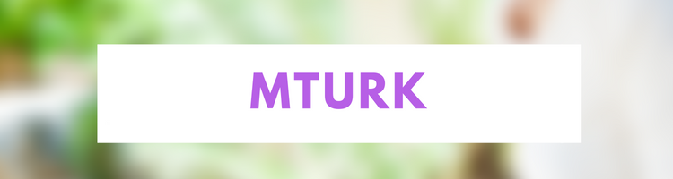 Mturk - one of the sites to make 500 dollars