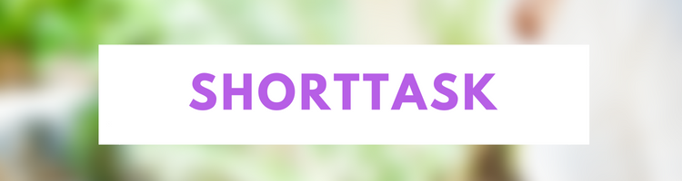 ShortTask - you can make $500 a month here